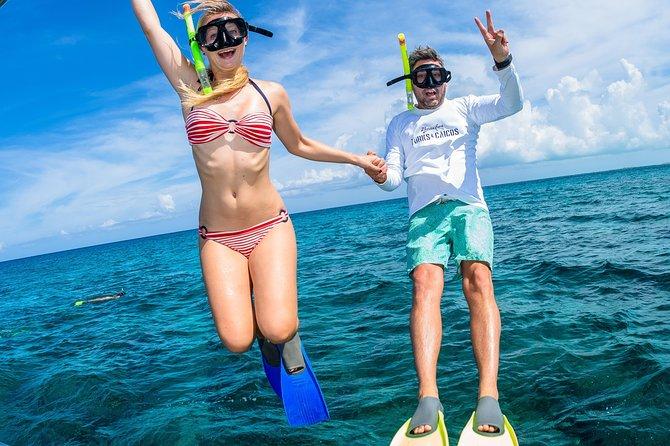 Turks & Caicos Snorkel Adventure Cruise