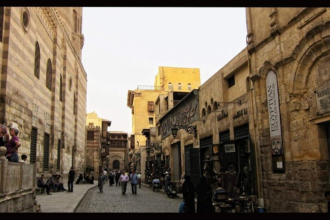 Full Day Tour Visiting Coptic and Islamic Cairo photo 6