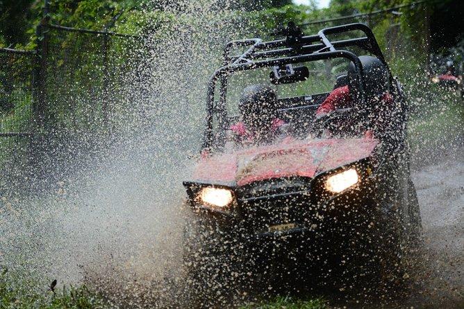 Grenada Rainforest & Waterfall Dune Buggy Tour