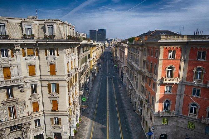 Private Business Van Transfer: Genoa Cruise Port to Genoa or Savona or Portofino