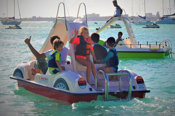Fun Pedal Boat Rental ! FREE for kids ! photo 2