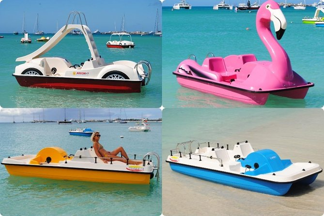 Fun Pedal Boat Rental ! FREE for kids ! photo 7