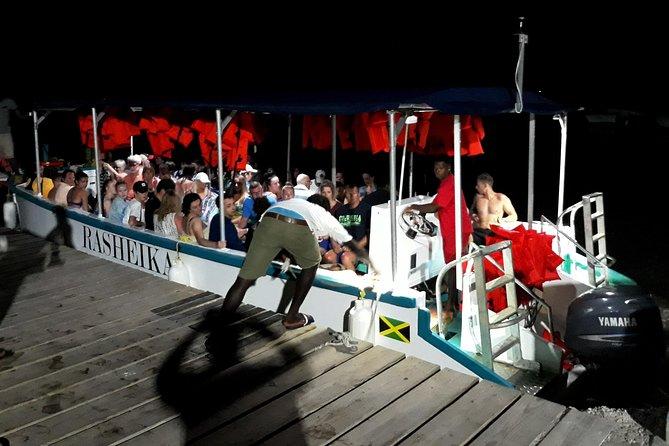 Mystic Lagoon Boat ride and swim