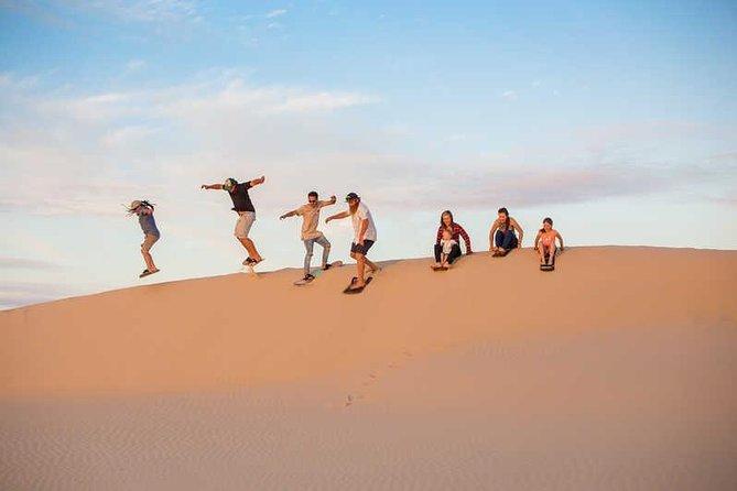 Agadir Sandbording adventure including lunch