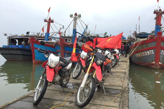 Hanoi 1 Day Motorbike Tours Countryside