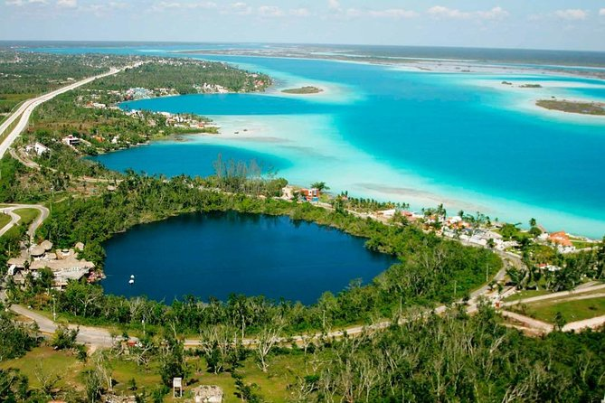 Bacalar from Playa del Carmen (Includes Breakfast and Lunch)