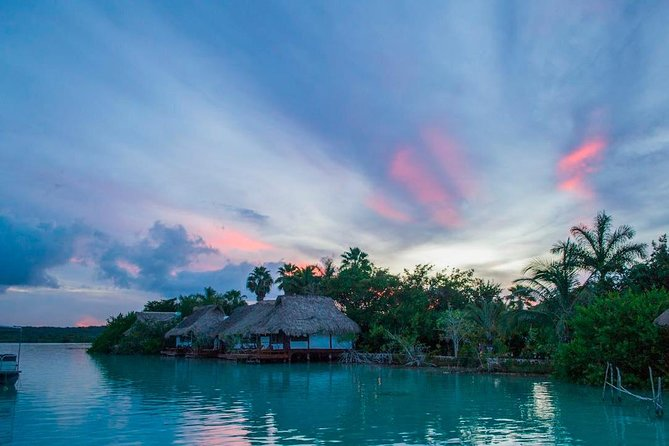 Tour Bacalar From Cancun