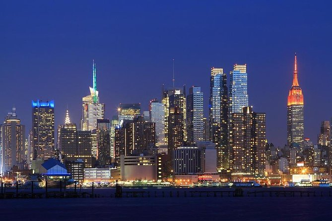 New York City Private Night Tour with Driver-Guide