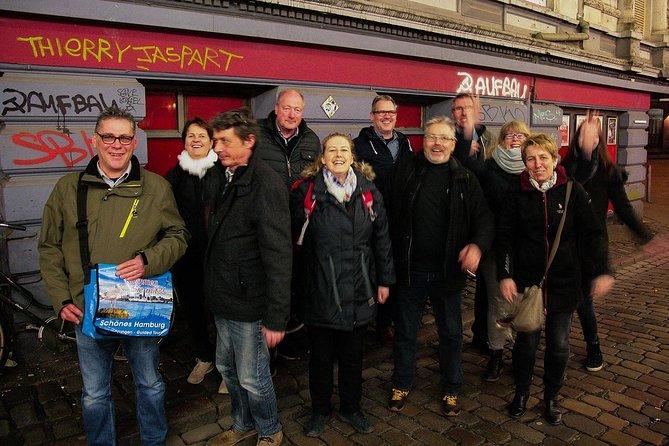 Recorrido a pie por el Barrio Rojo de Hamburgo