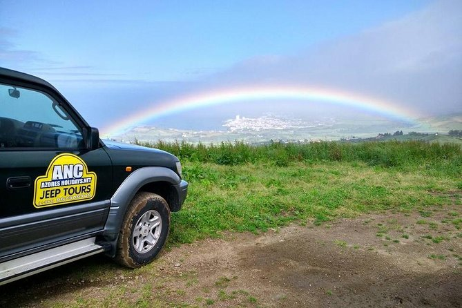 Full-Day Jeep to Sete Cidades and Lagoa do Fogo with Lunch