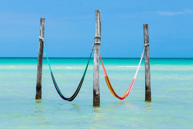 Tour 2 islands and Cenote (Holbox Island, Passion Island and Yalahau Cenote)