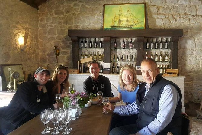 Peljesac and Ston Private Wine Tour with Tastings from Dubrovnik