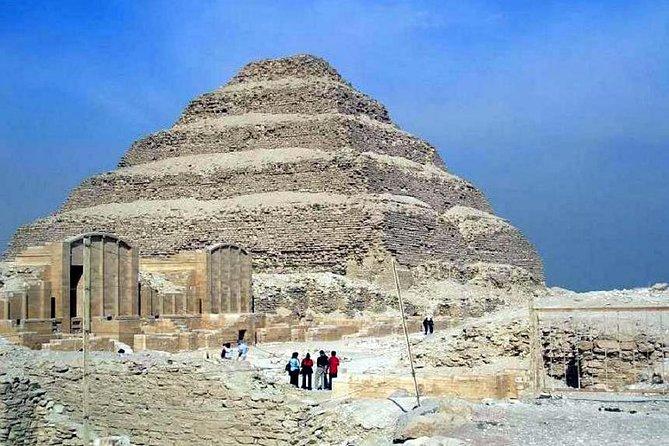 Sakkarah,Memphis and Gizah Pyramids