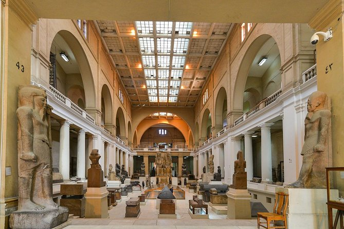 Full day Cairo Egyptian Museum, Citadel and Old Cairo photo 1