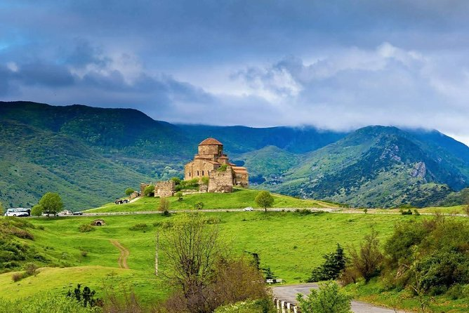 Full-day in Mtskheta, Stalin Museum & Uplistsikhe Private Tour
