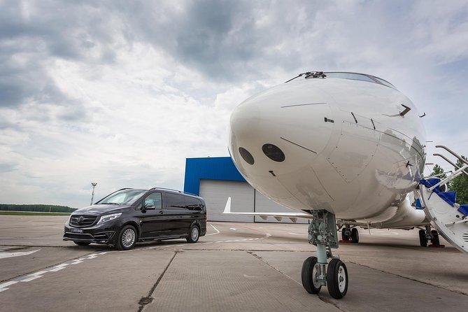Private transfer | Krakow City - Krakow Airport Balice