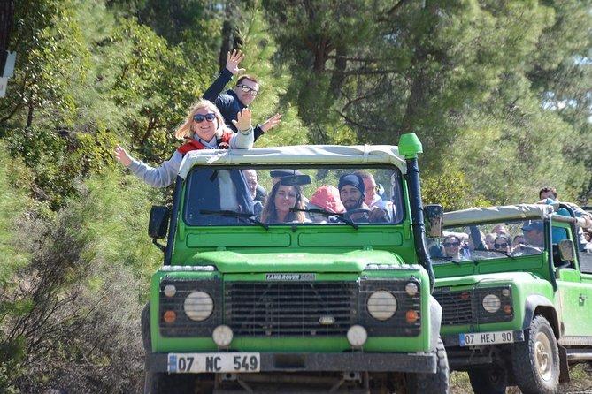 Dim Cave and Dim River Jeep Safari Tour