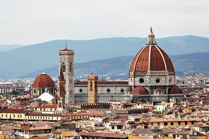 Private tour Pisa & Florence from Livorno port