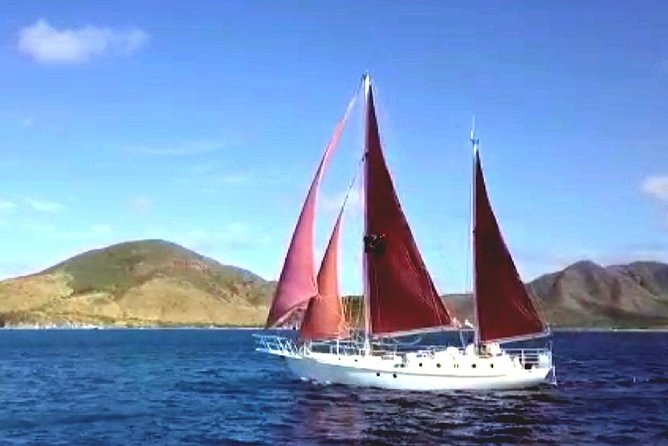 St Kitts Private Full Day Snorkeling /Sailing Tour