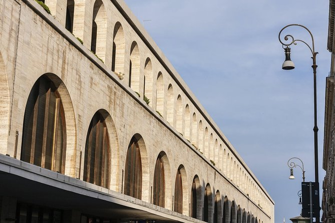 Transfer from Termini / Tiburtina Station to Rome city center