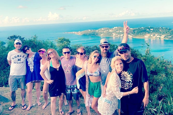 My Love Taxi - St. Thomas Virgin Island - All Day Fun Tour photo 7