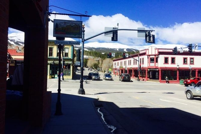 Breckenridge Tours - Strange but True