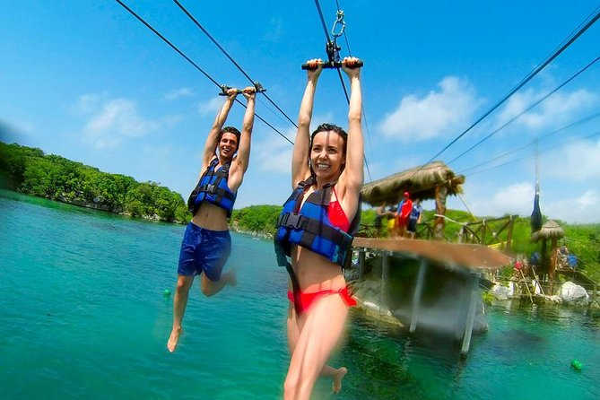 Tour Xel-Ha from Cancun
