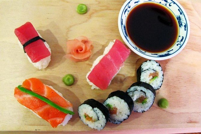 Learn to Make Your Own Sushi - 2.5 hour Cooking Class