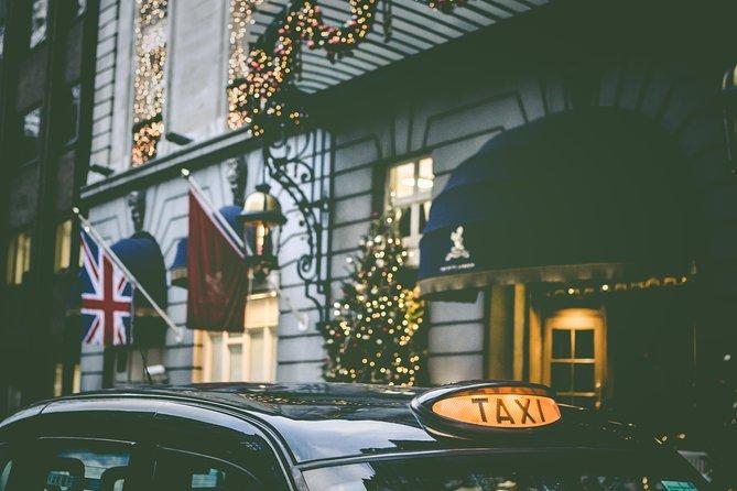 London Black Cab Tour Premium Package - Winter Discount