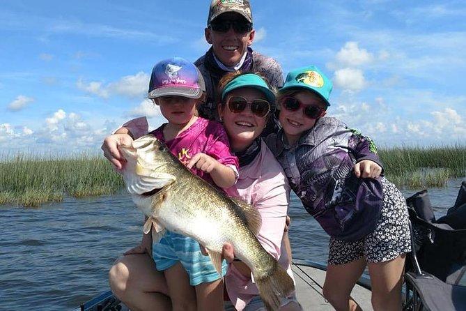 Lake Okeechobee Fishing Trip Near Fort Myers