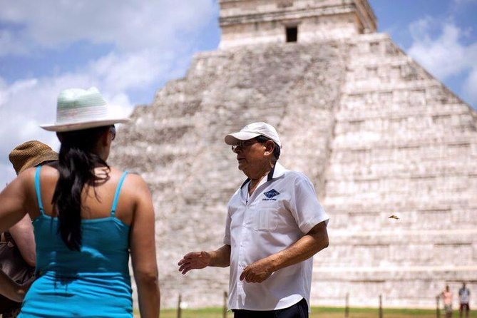 Must-See - Your Private Chichen Itza, Cenote, Valladolid Tour for up to 4 people