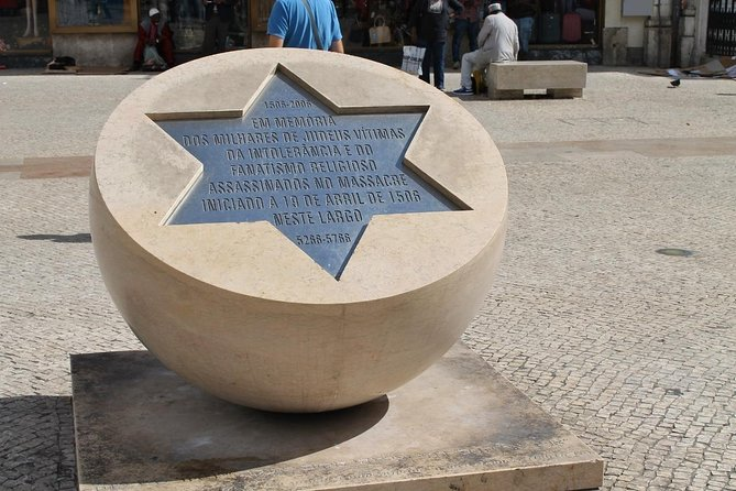 Lisbon's Jewish Sites And History Half Day Tour