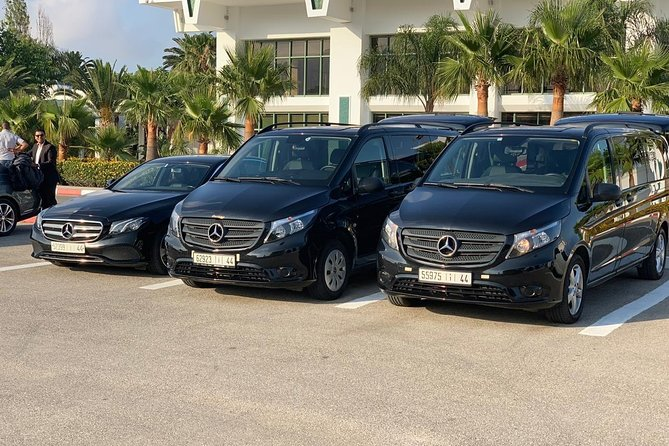 Transfers From Tangier To Marrakech