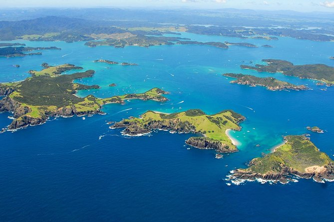 Private - Bay of Islands Heli-Cruise