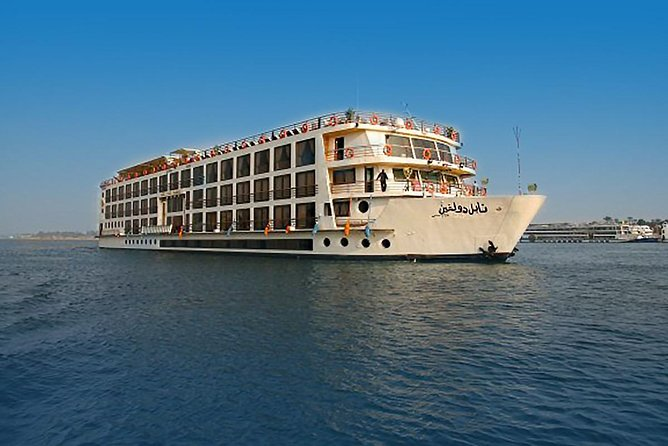 Nile Cruise from luxor to aswan 5 Days 5 stars