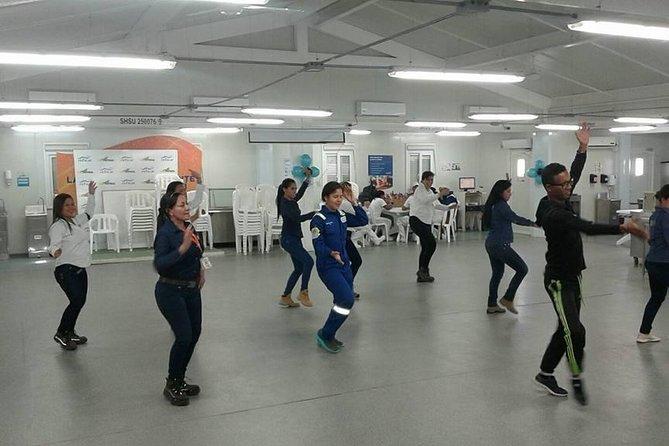 Dance classes (salsa, meringue, bachata, champeta)