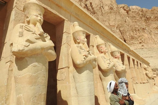 Full day Luxor East and West Banks