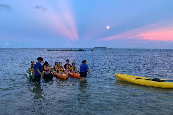 Bioluminescent Bay Tour 6pm| Night Kayaking | Fajardo Bay