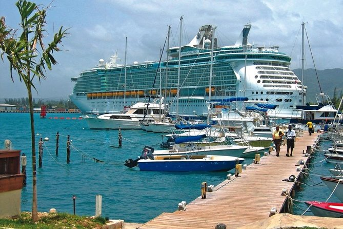 Group Private Montego Bay Cruise Port Transfers - One Way (10 - 15)
