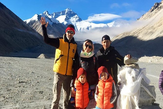 8 Days Lhasa Shigatse Mt.Everest Group Tour