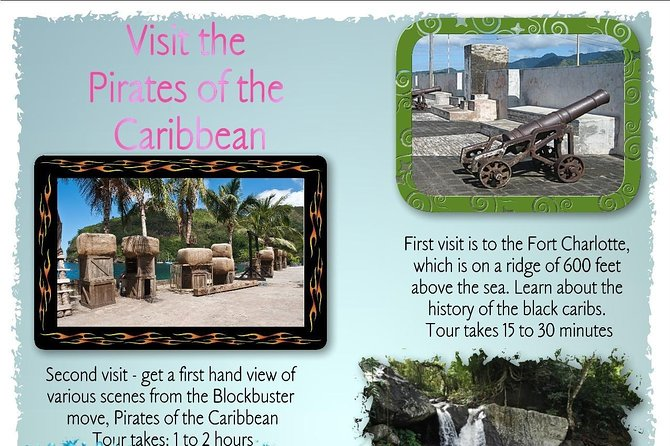 Tour of the Pirates of the Caribbean (SVG) photo 9
