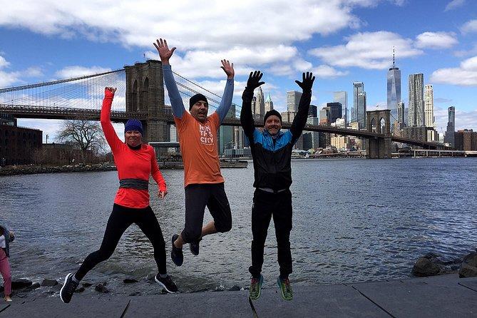 Brooklyn Bridge Running Tour