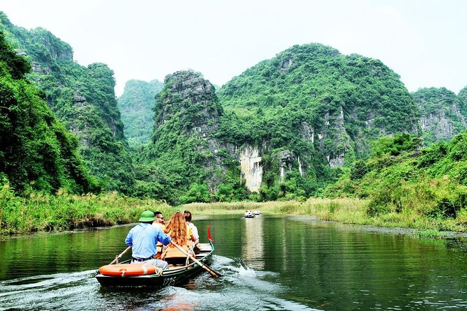 Ninh Binh Getaway- Unforgetable Experience Full Day Tour