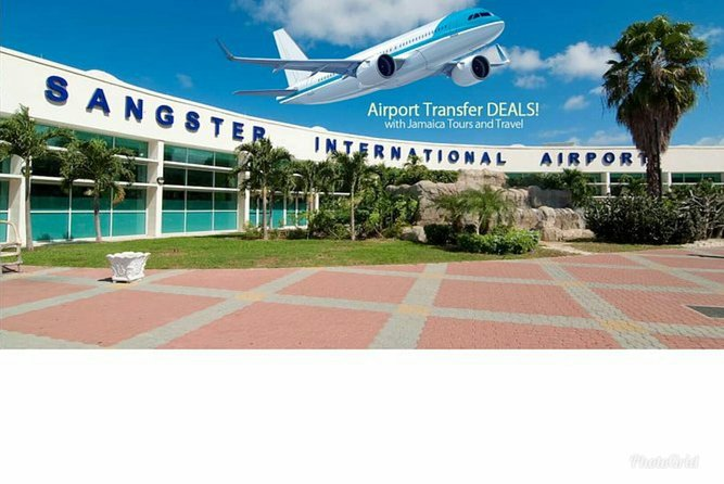Airport Transfer To Hotel Riu Montego Bay (Round-Trip)