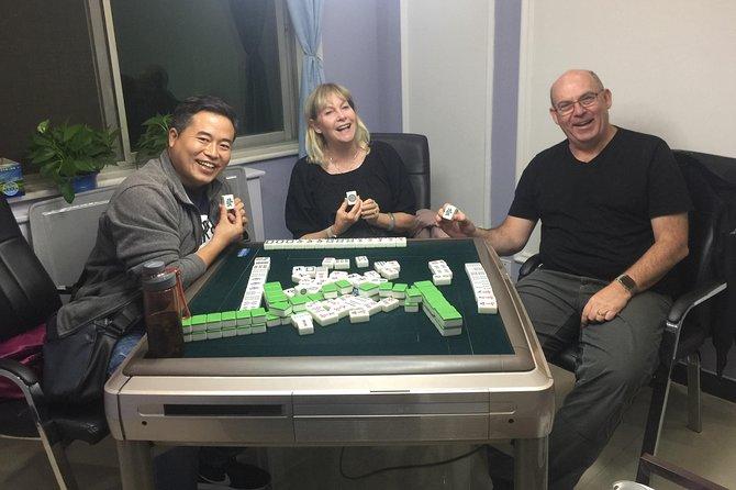 Learn and Play Mahjong in Xi'an