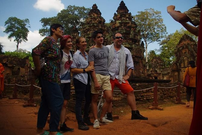 2-Day Temples with Angkor Wat Sunrise Tour of Siem Reap photo 9