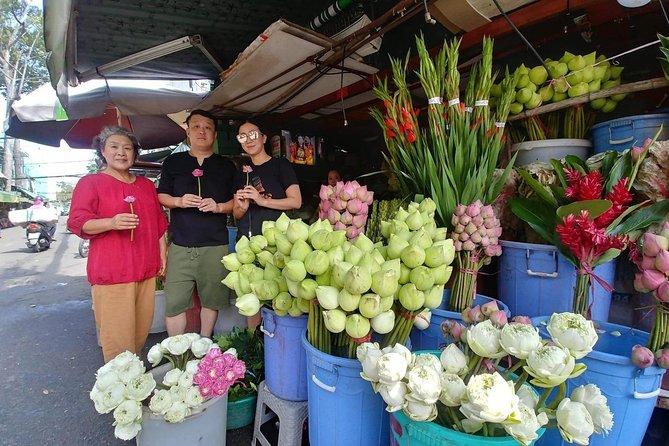 Saigon Market Tour ( Different Markets)