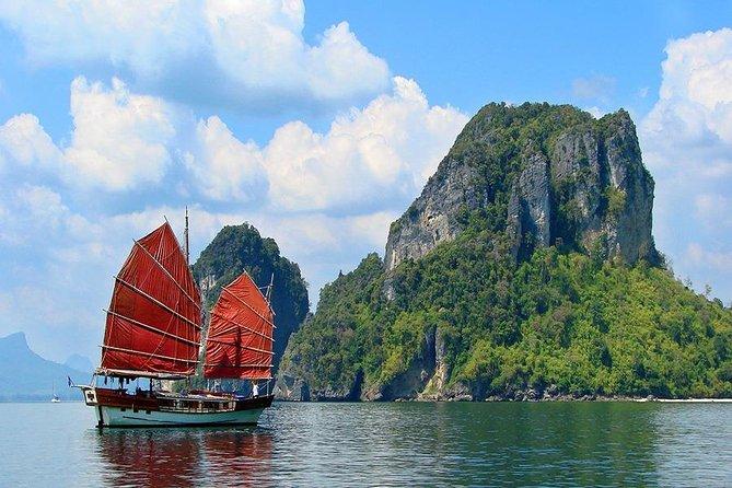 The Magical Phang Nga Bay Cruise by June Bahtra Boat