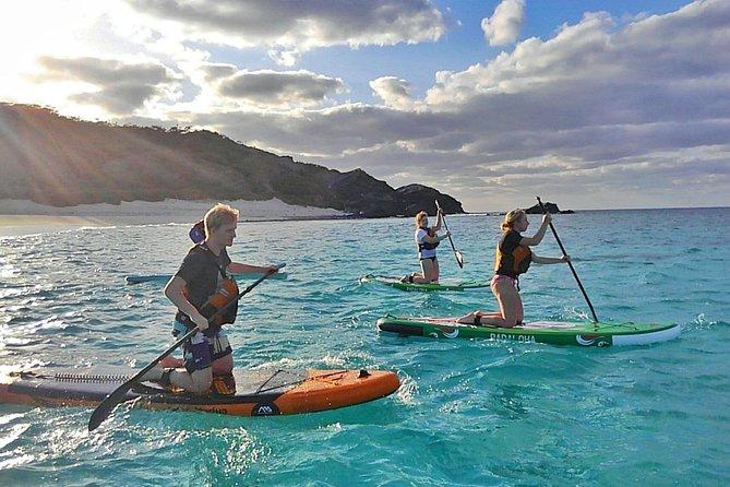 Zamami Island, Kayak/SUP & Snorkel camping experience - Private Group