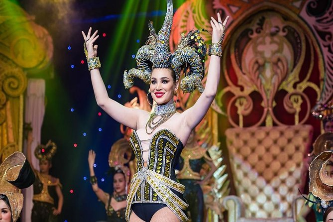 Simon Cabaret Show in Patong Beach